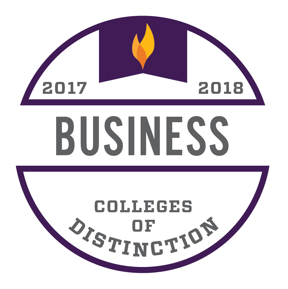 Colleges of Distinction - Business