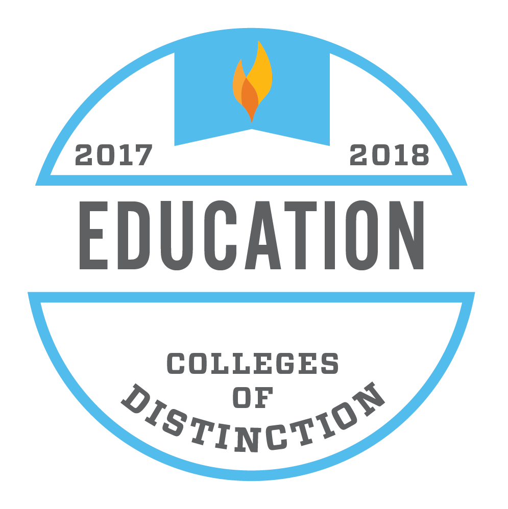 Colleges of Distinction - Education