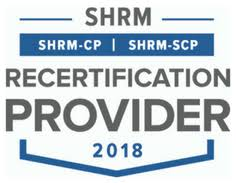 SHRM-CP and SHRM-SCP Recertification Provider 2018