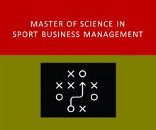 MS in Sport Business Management