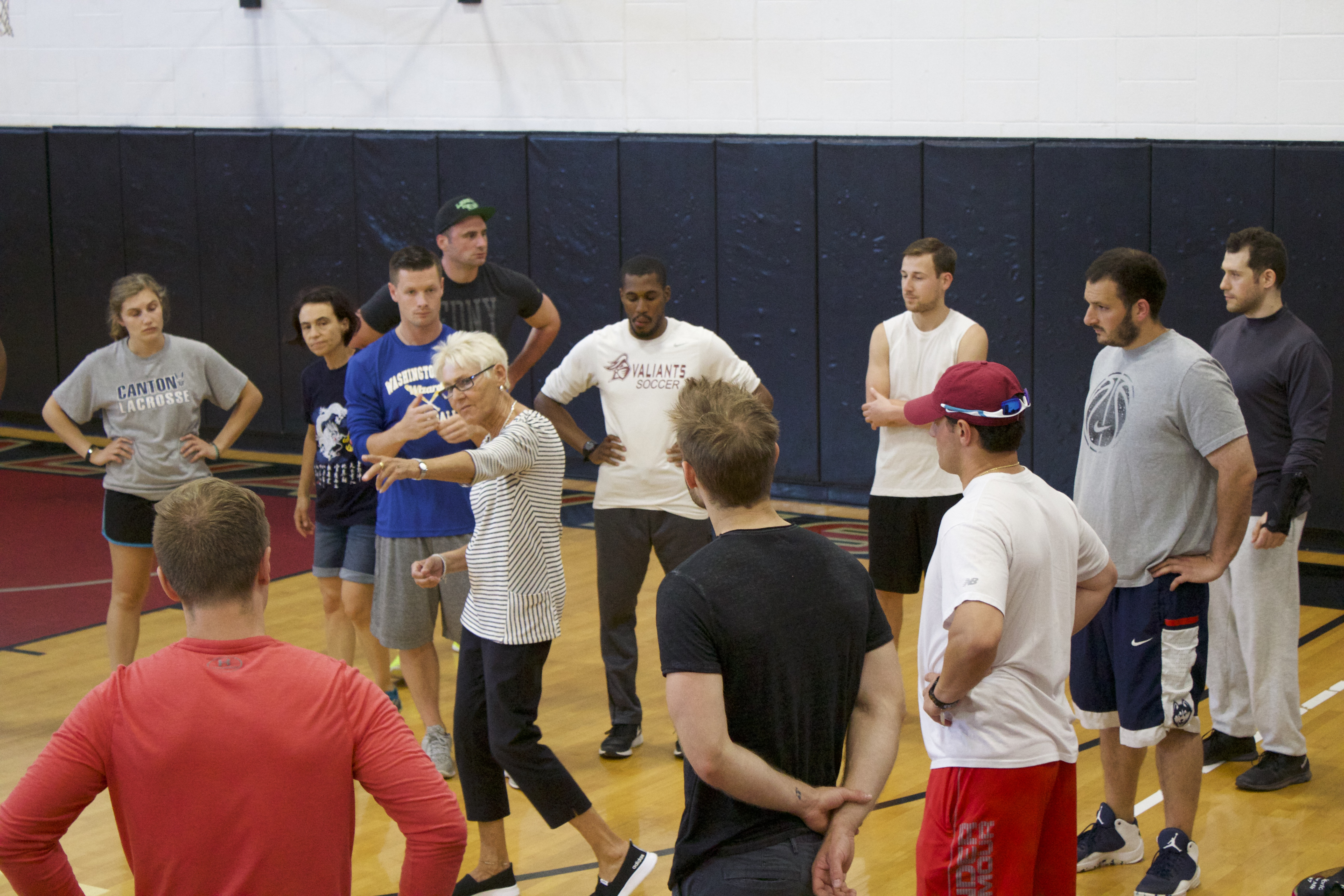 Physical education image for Manhattanville College