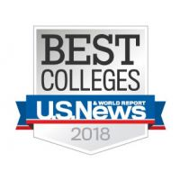 2018 best colleges