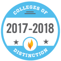 colleges of distinction blue