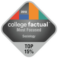 most focused sociology